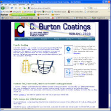 C Burton Coatings
