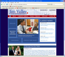 Vote Jim Valle