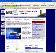 Norwood Public Access